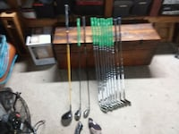Nike clubs  package deal  Cookeville, 38506