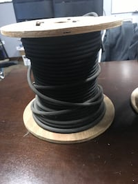 Gepco Triax Cable - 3 spools Over 500 FT! CHICAGO