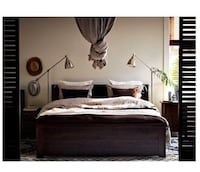 Bed Frame - Full Mattress Included 50 km