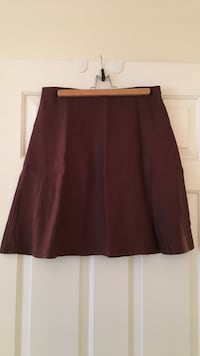 women's brown miniskirt Surrey, V3W 5V6