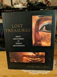 the Lost treasures great discoveries in world arch