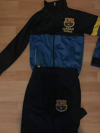 Barca tracksuit