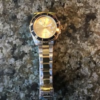 Silver with gold beautiful watch  Hamilton, L8W 3H2