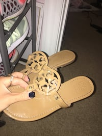 pair of brown leather sandals Nolensville, 37135