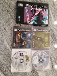 PlayStation original games - collectable Ottawa, K2E 5E4