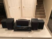 Home Theater Surround Setup Receiver, TV, Player and Speakers Tampa, 33647