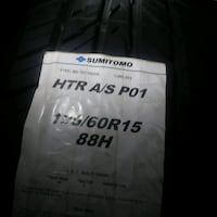 Tires 4 new