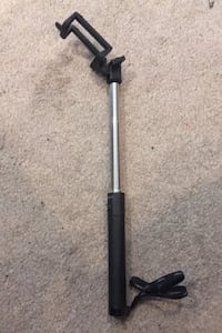 Selfy stick, rechargeable