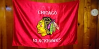 Chicago Blackhawks Indoor Flag
