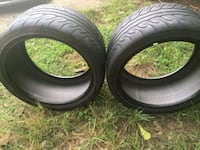 2 Yokohama tires High Point, 27260