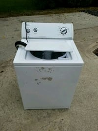 white top-load washing machine East Chicago, 46312