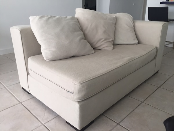 Used Sofa sold in offerup i cant delete for sale in Miami