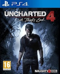 Uncharted 4 A Thief's End PS4 juego Cangas, 36949