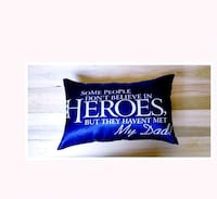 Brand new/dad/hero/pillow/Father's Day/gift Pickering, L1V 1A2