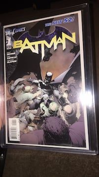 Batman #1 (the new 52) Sparks, 89431
