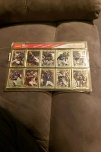 1990 Premiere Team set of the New York Giants London, N6E 3M5