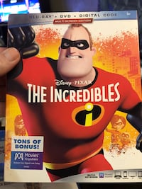 The incredibles-Disney