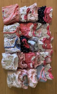 Baby girl pajamas 3-6 months - 26 pieces Mississauga, L5B 0C5