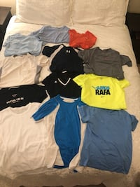 (12) womens dri-fit tees - Mainly mediums -Size 6-8 - nego if you want a few Vienna, 22180