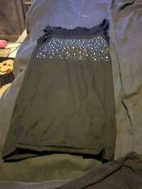 black and white long sleeve dress Greater London, TW4 7PL