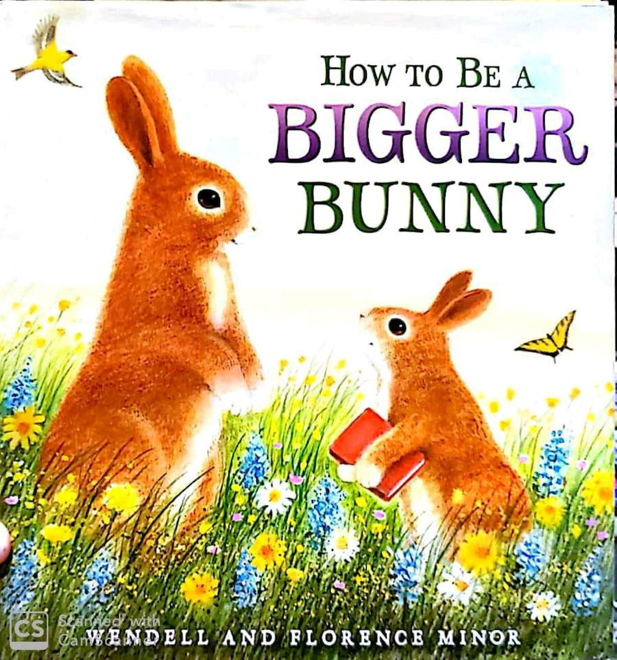 Photo How to Be a Bigger Bunny