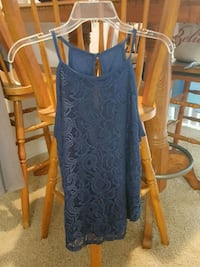Dark Blues and Black Top, Brand New with Tags Austin, 78759