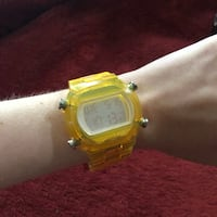 Adidas Yellow Candy Digital Ladies Watch ADH 6505 Alexandria, 22311