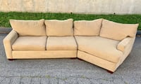 Sectional sofa( delivery free ) Montgomery Village, 20886