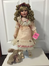 Porcelain Doll - Stephanie Wakarusa, 46573