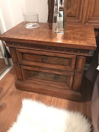 Bedside tables nightstand Laval, H7W
