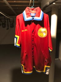 Harlem Globe Trotters Throwback Jersey!