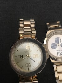 Men's gold watches all gold clsssy men's watches  El Cajon, 92020