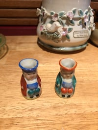 Two tiny Toby jugs made in Japan Fairfax, 22030