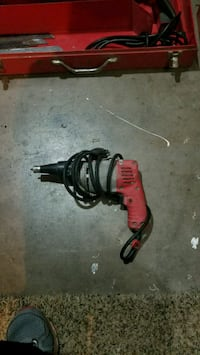red and black corded power drill Citrus Heights, 95621