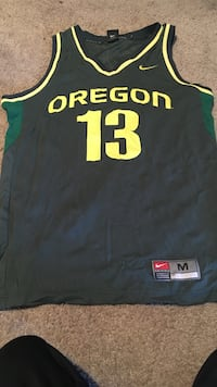 gray and yellow Nike Oregon 13 jersey Bend, 97703