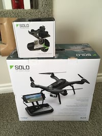 Solo streaming drone 温尼伯