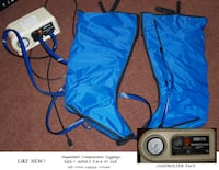 blue and black corded device PALMERTON