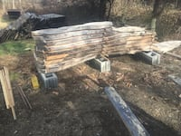Live Edge Maple Lumber (selling by the slab $40-$70ea) Bethel, 19507