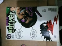 Batman DC comic book Brooklyn, 11208