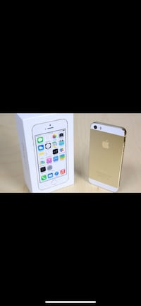 Unlocked gold iPhone 5s, Buy in person only!