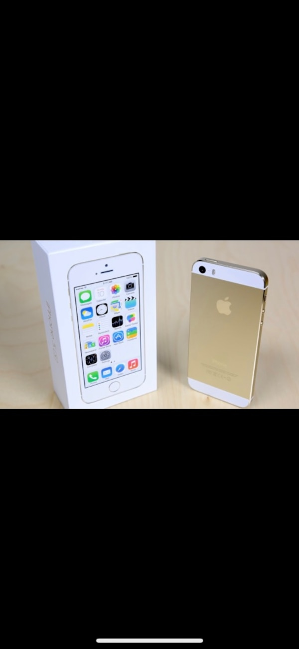 Unlocked gold iPhone 5s, Buy in person only! 37fbaaf0-5763-4a1b-9187-9c0c0e483fad