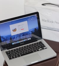 APPLE MACBOOK PRO LAPTOP SIFIRDAN FARKSIZ (500Gb Ssd-16Gb Ram) Seyhan, 01150