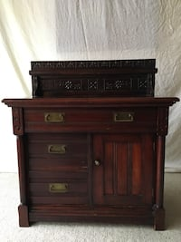"150 year old Antique ""Canadiana"" Commode  Victoria, V8T 4Z5"
