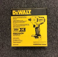 """DeWalt 20V 1/2"""" Mid-Range Impact Wrench With Detent Pin Anvil *NEW IN BOX* DCF894B Wethersfield, 06109"""