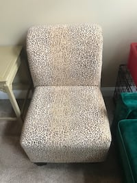 Leopard Chair Baltimore, 21231
