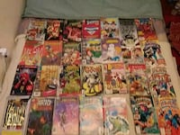 assorted Marvel comic book collection Columbus, 43206