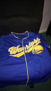 Blue and yellow Golden State warriors  jersey Las Vegas, 89129