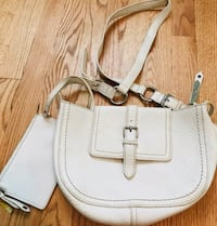 Cole Haan all leather bucket purse Silver Spring, 20904
