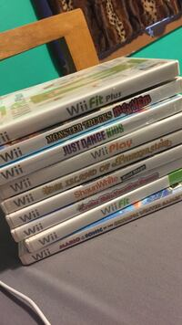 Wii games Madison, 49221