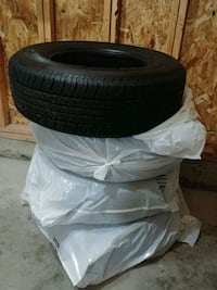 265 70 R17 all season tires. New Tecumseth, L9R 0C1